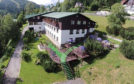 Relaxační wellness pobyt v 3*Hotelu Venuše se vstupenkami do Vodního ráje Bedřichov.