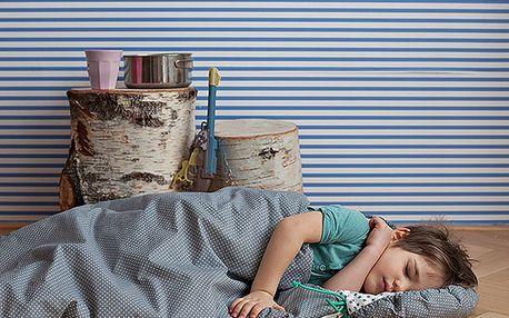 Dětský spací pytel Bartex Design Hvězdičky, 70x180cm