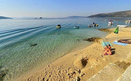 Letní dovolená v Chorvatsku, Seget: 8 dní pro 1 osobu s polopenzí