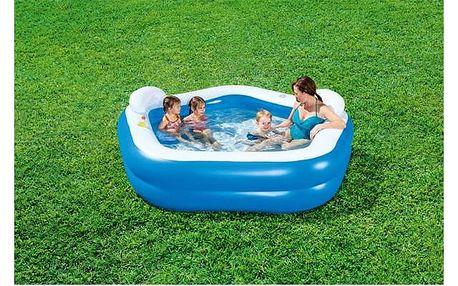 BESTWAY Nafukovací bazén Family Fun