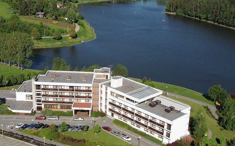 Hotel Adamantino*** u Luhačovické přehrady s wellness, bez doplatků