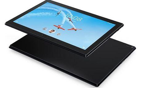 """Dotykový tablet Lenovo TAB4 10"""" PLUS Wi-Fi (ZA2M0041CZ) černý Software F-Secure SAFE, 3 zařízení / 6 měsíců v hodnotě 979 Kč + DOPRAVA ZDARMA"""