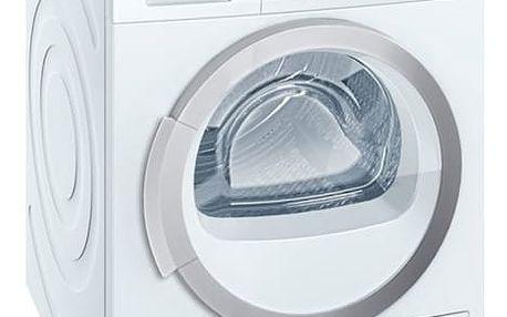 Sušička prádla Siemens WT45W460BY bílá