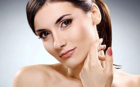Kosmetické ošetření proti vráskám a akné