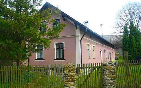 4denní pobyt pro 12 osob v chalupě Kundratice v Českém lese