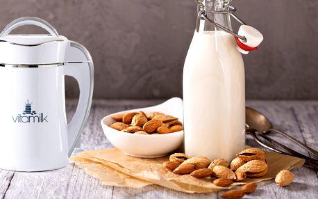 Vitamilk - výrobník rostlinného mléka, poštovné v ceně