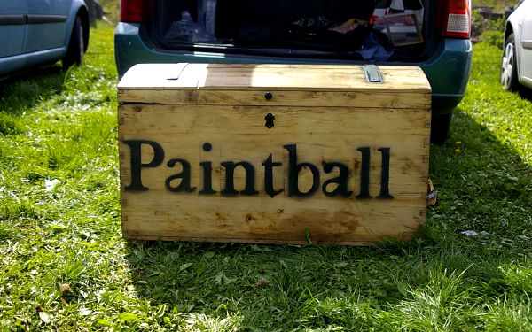 Paintball Roudnice