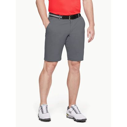 Kraťasy Under Armour Takeover Golf Short Taper Šedá