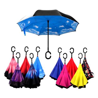 Oboustranný deštník Rainyday