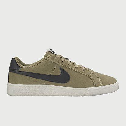 Boty Nike Court Royale Suede Hnědá