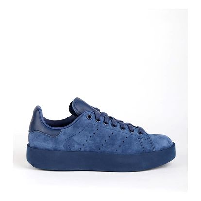 Boty adidas Originals Stan Smith Bold W Modrá