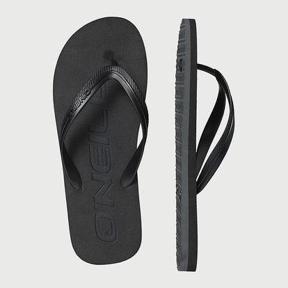 Žabky O´Neill Fm Profile Logo Flip Flops Černá