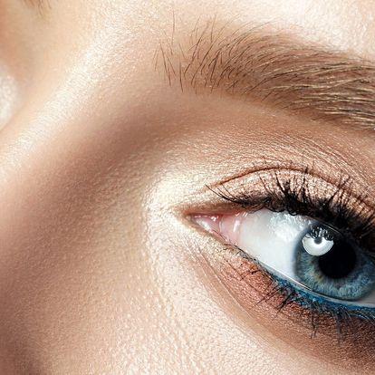 Orámujte své oči: úprava a barvení obočí a řas
