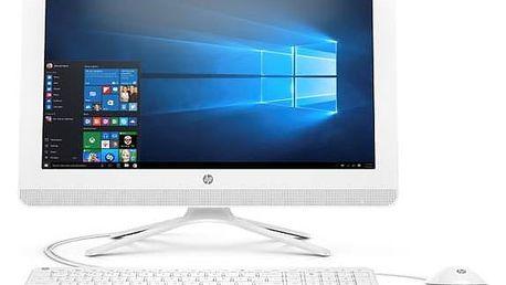 HP 22-b031nc AiO 22' (Y0Y63EA#BCM) bílý