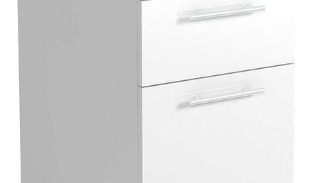 Spodní skříňka VENTO D3S-40/82 bílá Halmar