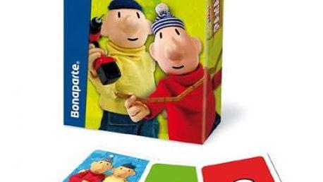 Postřehová karetní hra Pamatovák Pat a Mat
