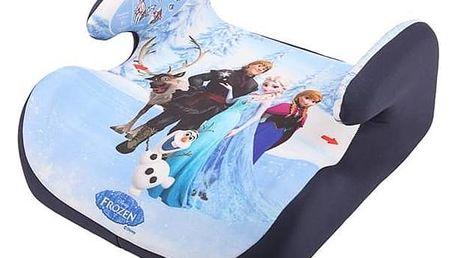 Nania Topo Comfort 2016, Frozen 15-36 kg šedá/modrá