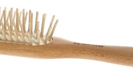 Dřevěný hřeben na vlasy Iris Hantverk