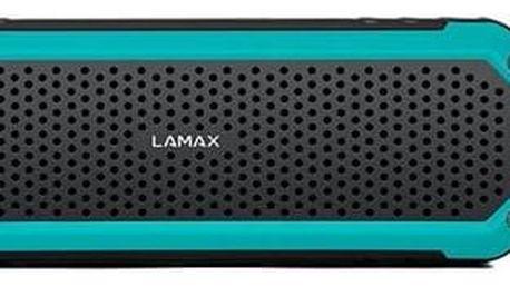 LAMAX Beat Sentinel SE-1 černý/tyrkysový