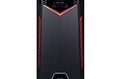 Stolní počítač Acer GX-781 (DG.B8CEC.003) černý Software F-Secure SAFE, 3 zařízení / 6 měsíců + Monitorovací software Pinya Guard - licence na 6 měsíců v hodnotě 979 Kč + DOPRAVA ZDARMA