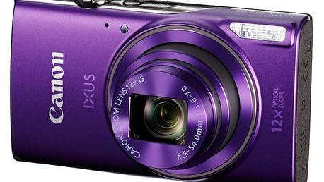 Digitální fotoaparát Canon IXUS 285 HS fialový