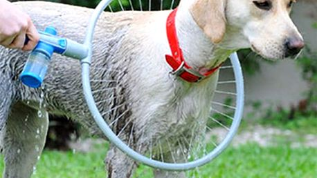 Nástroj pro koupání psů Woof Washer