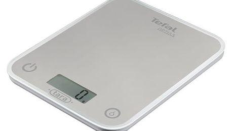 Kuchyňská váha Tefal BC5004 stříbrná