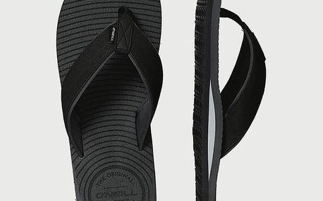 Žabky O´Neill Fm Koosh Slide Flip Flops Černá