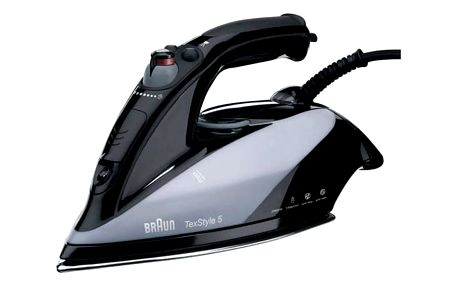 Braun TexStyle 5 TS545SA černá