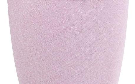 Taburet CANDY ROSE - koš na prádlo, 2 v 1, WENKO