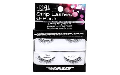 Ardell Strip Lashes 1 ks umělé řasy Black W