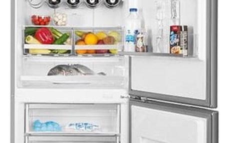 Chladnička s mrazničkou ETA 237290010 nerez