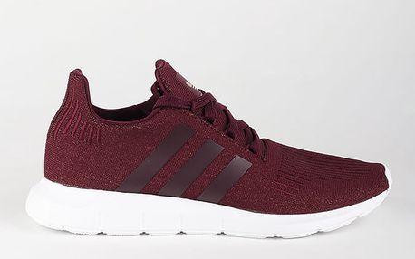 Boty adidas Originals Swift Run W Červená