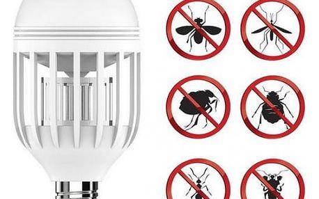LED žárovka proti hmyzu