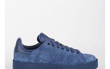 Boty adidas Originals Stan Smith Bold W Modrá