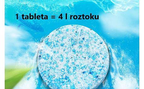Tablety na přípravu směsi do ostřikovačů 6 ks