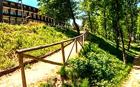 Karlovy Vary - luxusní wellness pobyt pro dvě osoby v hotelu GREEN PARADISE na 2 až 4 dny.