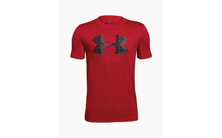 Tričko Under Armour Tech Big Logo Solid Tee Červená