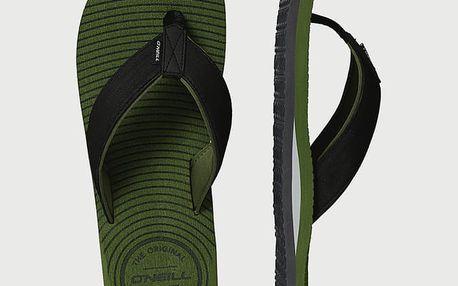 Žabky O´Neill Fm Koosh Slide Flip Flops Zelená