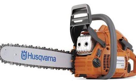 Husqvarna 445, benzínová