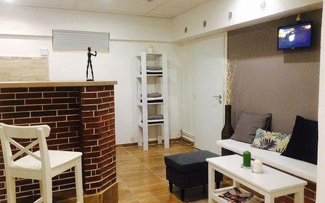 Privátní finská sauna pro 2 osoby - 60, 90 nebo 120 minut