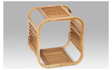 Regál DR-019 bambusový AUTRONIC