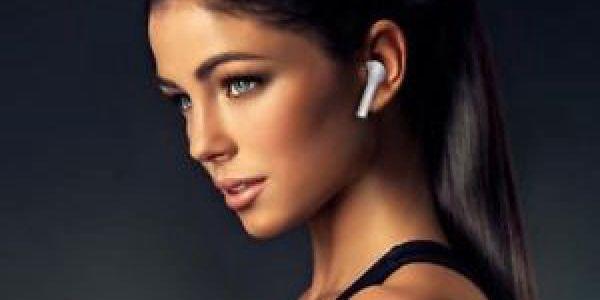 Bluetooth sluchátka i7S twins s dobíjecím boxem