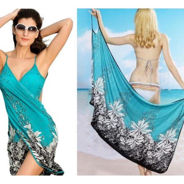 Zavinovací plážové šaty Relaese