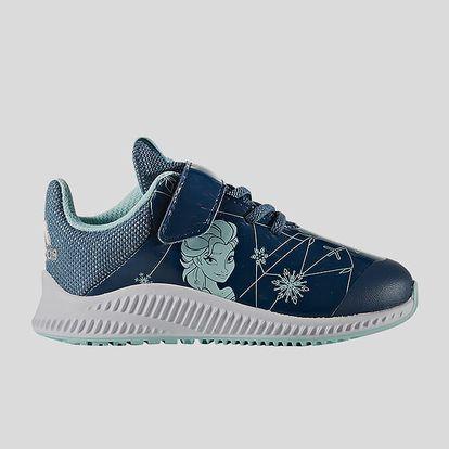 Boty adidas Performance DY Frozen FortaRun EL I Modrá