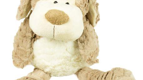 BO-MA Trading Pes sedící, 40 cm