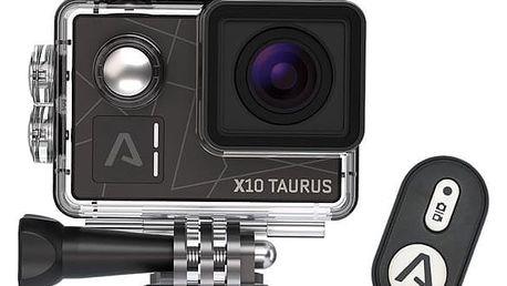 Outdoorová kamera LAMAX X10 Taurus černá + dárek (8594175351385)