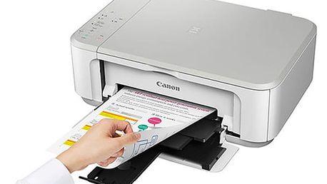 Tiskárna multifunkční Canon PIXMA MG3650 bílá (0515C026)