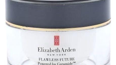 Elizabeth Arden Flawless Future Powered By Ceramide 50 ml noční pleťový krém proti vráskám pro ženy