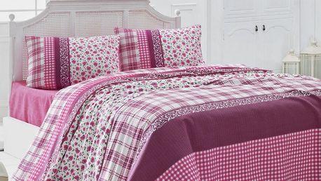 Přehoz přes postel na dvoulůžko Pelin, 200x230cm